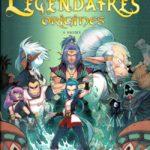 légendaires origines 4