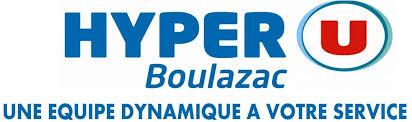 logo hyper u boulazac