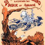 Planches originales d'Edmond Baudoin