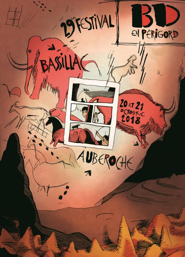 Affiche de l'édition 2018